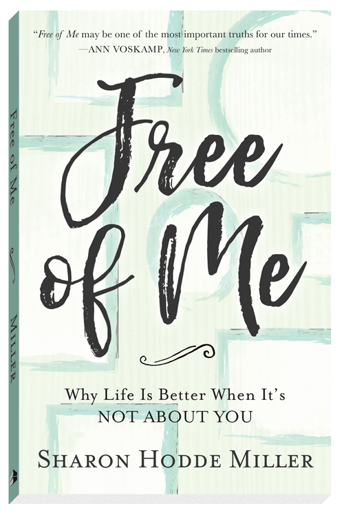"Cover of ""Free of Me"""