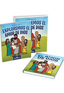Exploring God's Love (Spanish)-Scratch & Dent