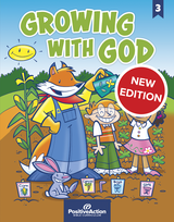 Growing with God - Fourth Edition